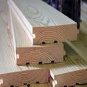 Доска пола лиственница 28х140х2м,3м,4м сорт Прима