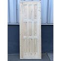 Дверь деревянная глухая 2000х900 (сосна)